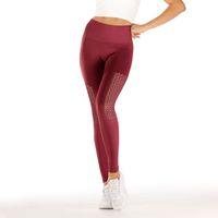 Gym workout yoga leggings vrouwen hoge taille naadloze sport fitness leggings hot koop producten te koop