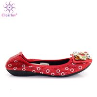 2019 Special Offer African Women Ballet Flat Shoes With Wome...