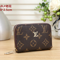 2018 Mens Brand Wallet Leather With Wallets For Men Purse sn...