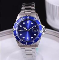 2классическая атмосфероядность выглядит бизнес Швейцария годовые взрывы высокого класса мужские часы роскошные моды черный набор календарь мужские часы