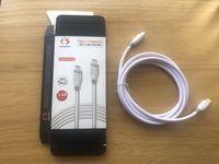 5ft 1.5m Olesit 3M 소매 USB 충전기로 빨리 Micro Cable Data Type-C 10 피트 Samsung Bold Huawei OD5.0 Box JEBMC