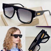 جديد أزياء المرأة تصميم النظارات الشمسية 0664 بسيط مربع الإطار uv 400 الصيف حماية العين في الهواء الطلق نظارات بالجملة