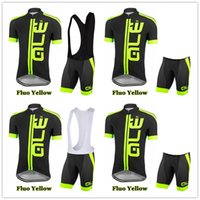 2019 new ALE Cycling Jerseys (bib) Set Summer clothing Short...