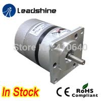 Servo motor genuíno sem escova da CC de Leadshine Leadshine NEMA 23 50W com o codificador incremental integrado de 4.000 PPR