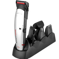 Nouvelle machine à couper les cheveux 5 en 1 trimmer à cheveux Kemei KM-560 Coup de cheveux électrique Tondeuse à cheveux de rasoir de rasoir de rasoir Razor Rechargeable