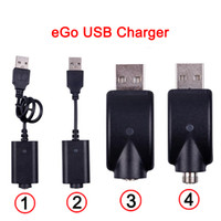 EGO T USB Kablosu Elektronik Kablosuz USB Şarj ECIG 510 Için Konu E Sigara Evod Twist II Vizyon Spinner 2 Vape Kalem Pil