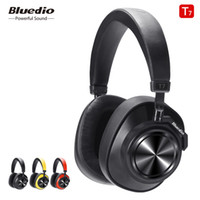 NEW Bluedio T7+ Bluetooth 5. 0 Head- mounted active noise redu...
