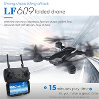 LF609 Quadrocopter Mini Drone 720P HD Camera 15 Min Fly Time...
