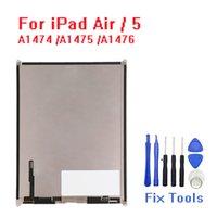 Telas Tablet PC Original para ipad Air 5 5th LCD Display Tela Substituição A1474 A1475 A1476 com ferramentas