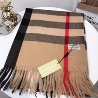 Newst Classic Luxury plaid scarf for women 2019 winter Briti...