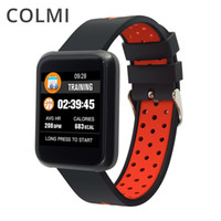 COLMI Sport3 Smart Watch Men Blood Pressure IP68 Waterproof ...