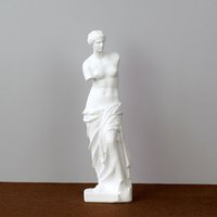 Yeni Kırık Kol Venüs Süsleri, Venüs Heykel Yunan Tanrı Miros, Ev Aksesuarları, Reçine Şekil Heykeli Avrupa Pastoral Reçine Dekorasyon