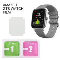 Weiche TPU Freier Schirm-Schutz für Xiaomi Huami Amazfit Bip GTS BIP Lite Smart Watch Schutzfolie Full Cover