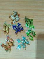 Canlı Sway Küçük Emaye Sevimli Goldfish DIY Charms Takı Yapımı Bulguları El Yapımı Emaye Işi Balık Kolye Bilezikler Kolye Küpe Aksesuarları