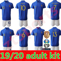 adult kit French 1919 2019 Special Edition Centenary soccer ...