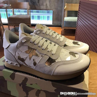 2018 VALENTIN High Quality NIB Rock Runner Sneaker With Star...