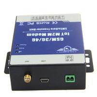 TTL RS485 포트 액세스 제어와 D223 M2M 모뎀 GSM 3G DTU 지원 프로그램 SMS 데이터 전송 - 3G (8501900MHz)