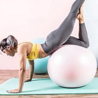Yoga palla fitness palla ispessimento movimento a prova di esplosione equilibrio palla regalo yoga pompa gas plug all'aperto palle yoga