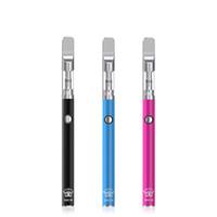Bud B6 Eletrônico Kit de cigarro 0.5ml Tanque 350mAh Bateria 3.3-4.2V Vaporizador Vape Vape Vape Cerâmico Cerâmico Ecig para Oi Grosso
