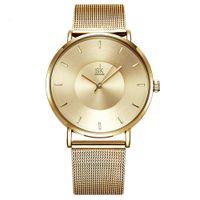 2020 venta caliente de cristal Señora Relojes Mujer superior de la marca de lujo del cuarzo mujeres de los relojes de moda Relojes Mujer reloj de las señoras de negocios