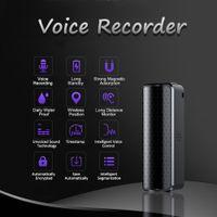8 Go Super Mini enregistreur vocal numérique Q70 stylo d'enregistrement portable mini magnétique voix professionnelle active l'enregistrement classe réunion