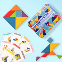 Cognición Puzzle variedad creativa Puzzle niños juguetes de madera para niños en edad preescolar rompecabezas de rompecabezas para niños juguetes educativos Juego de las parejas de regalos