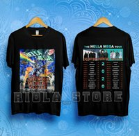 Fall Out Boy Hella Mega Tour 2020 Green Day Weezer Даты T Shirt Размер S-3XL Мода