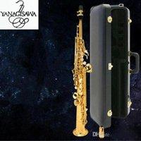 New Japan YANAGISAWA S901 B Sassofono soprano di alta qualità strumenti musicali YANAGISAWA Soprano trasporto libero professionale