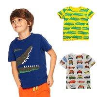 Детская футболка мультфильм мальчики футболка детские топы летние тройники для девочек дизайнер хлопок одежда для малышей