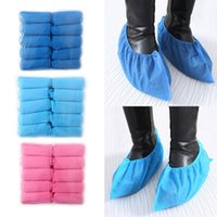 Whosale Disposable Shoe Cover Dustproof Non- slip Dhoe Cover ...