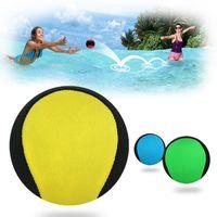5.6cm 야외 장난감 물 튀는 공 풀 플레이 해변 공 물 게임에 건너 뛰기 수영장을위한 스포츠 장난감 어린이 어린이 성인