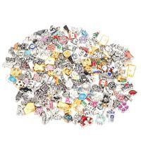 الجملة العائمة السحر مجوهرات ديي مختلطة 1500 سبائك أنماط السحر لالمغناطيسي زجاج المعيشة المناجد 200PC