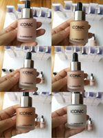 2018 iconic London LiLuminator Highlighter في Shine Makeup Foundshine توهج ثلاثة ألوان الوجه المكياج Highlighter 3 Color22018