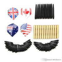 ht hxldoor 12PCS Set Of Soft Tip Darts For Electronic Dartboard With 36 Extra Tips Professional Free Shipping