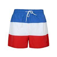 Lacoste lacoste corto de cocodrilo de diseño de natación troncos de los pantalones cortos de moda Francia secado rápido de lujo de los hombres s dropshipping de natación ocasional
