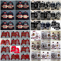 77 Kirby Dach Chicago Blackhawks Jerseys Hockey Duncan Keith Jonathan Toews 88 Patrick Kane Corey Crawford Patrick Sharp Saad Griswold