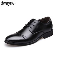 Hommes Chaussures Habillées Basiques Chaussures Derby Chaussures Brogue Mâle Oxfords Bureau Appartements Livraison Gratuite 2018 zapatos de hombre