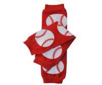 Calcetines de béisbol Baby Football Baloncesto Fútbol Calentadores Legging Infant Medias Calentador Calientes Calientes Largos GGA2692