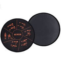 Fitness Glide Plate Gym Exercise Sliding Plate Gliding Discs...