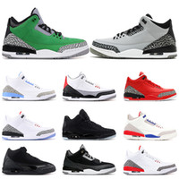 2019 Mens basketball shoes Tinker BLACK CAT Cement WOLF GREY...