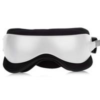 Multifunktionales magnetisches Ferninfrarot-MP3-Dispel-Eye-Taschen-Augenpflegemassagegerät