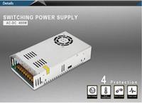 을 Freeshipping S-400-36 36V 11A 전원 공급 장치 5V 60A / 12V 33A / 24V 17A / 48V 8.5A 400W AC / DC 전원 어댑터 스위칭 규제