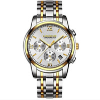 Fine steel case high- end business men' s watch; Stainles...