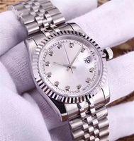 Amanti Orologi orologio di lusso diamante mens donne Orologi da polso automatico famosa coppia di orologi delle signore del progettista squisito orologio di Lusso 8855