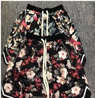 Fear Of God Shorts Men Women 2018 New Floral The 1987 Collec...