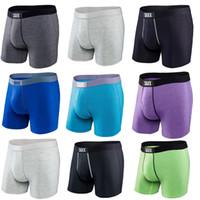 SAXX Мужское нижнее белье VIBE Modern Fit / ULTRA boxer Удобное нижнее белье для мужчин, 95% вискоза, 5% спандекс ~ (размер для Северной Америки)