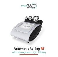 3 손잡이 바디 슬리밍 LED 작동을 체결 피부를위한 Rollrf360 무선 주파수 기계 RF 장비