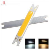 Light Beads 10 pçs / lote LED ESP 240-270LM 3W Strip Fonte DIY DC10-12V Acessórios Acessórios High Lumen Super Brilho Dynasty Cor Temperatura Estabilidade