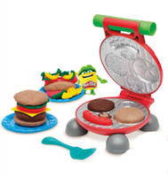 Non- toxic Mud Set Play doh Funny Malleable Polymer Modeling ...