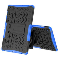 50 stücke Sergeant Anti-Drop-Tablet-Gehäuse für Samsung-Tab 4 A E S3 S4 S5E T550 T810 P200 T515 T595 A2 für iPad-Fall